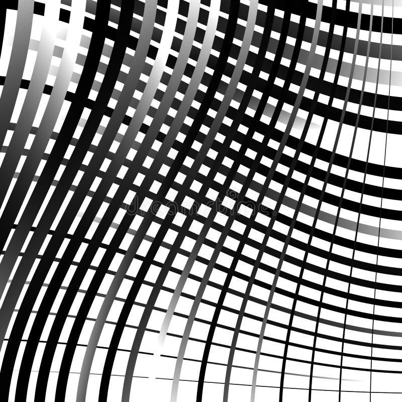 Download Скачками решетка, картина картины сетки геометрическая минимальная с искривлением Иллюстрация вектора - иллюстрации насчитывающей абстракции, движение: 81803965