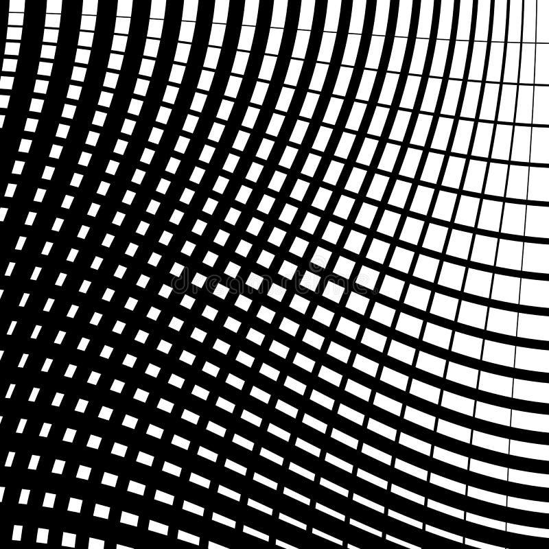 Download Скачками решетка, картина картины сетки геометрическая минимальная с искривлением Иллюстрация вектора - иллюстрации насчитывающей творческо, свободно: 81803972