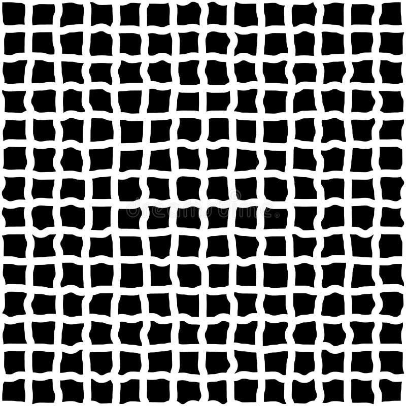 Download Скачками решетка, нарисованная сетка руки, схематичные линии Иллюстрация вектора - иллюстрации насчитывающей карандаш, сетка: 81803857