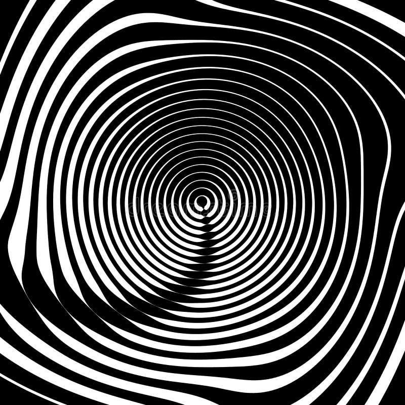 Download Скачками спиральная предпосылка в квадратном формате абстрактное геометрическое Иллюстрация вектора - иллюстрации насчитывающей misshapen, форма: 81814387