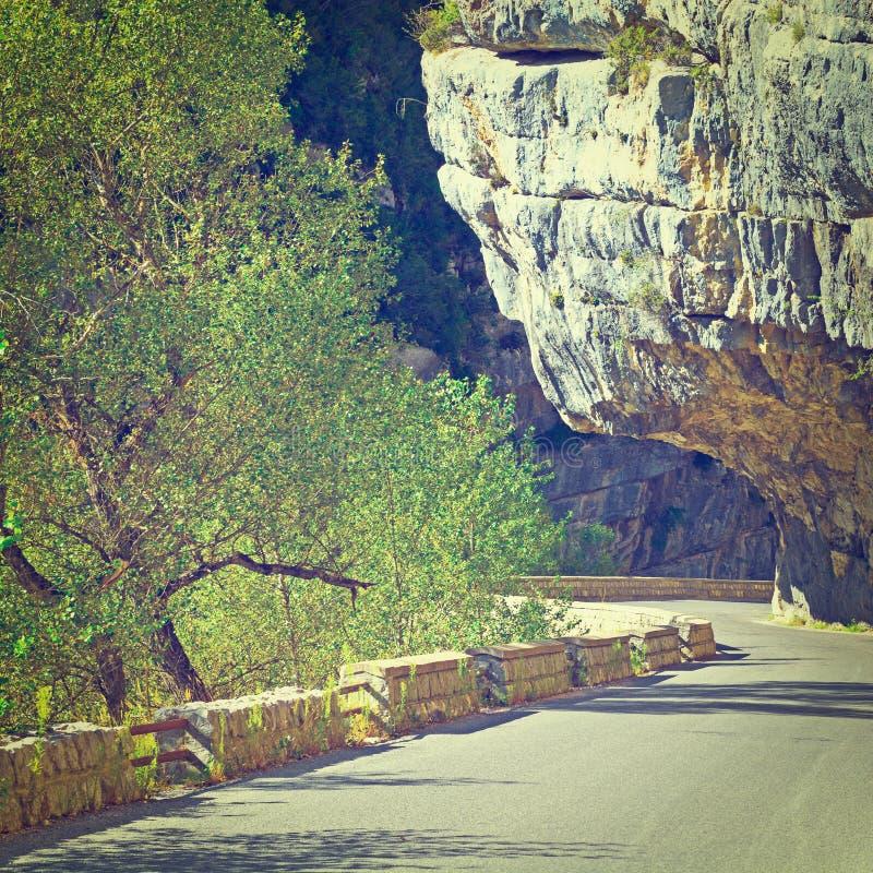 Download скала стоковое фото. изображение насчитывающей гора, пуща - 41654988