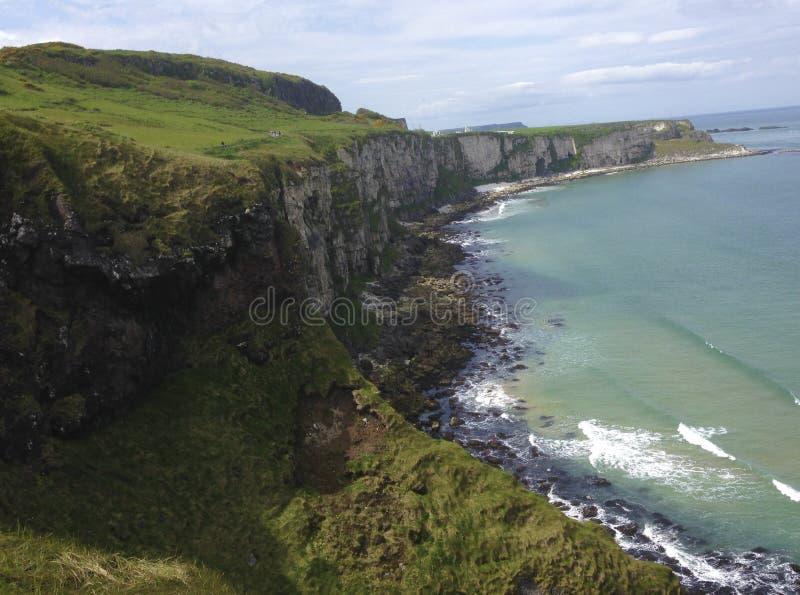скалы Ирландия стоковое изображение rf