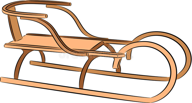 скелетон иллюстрация вектора