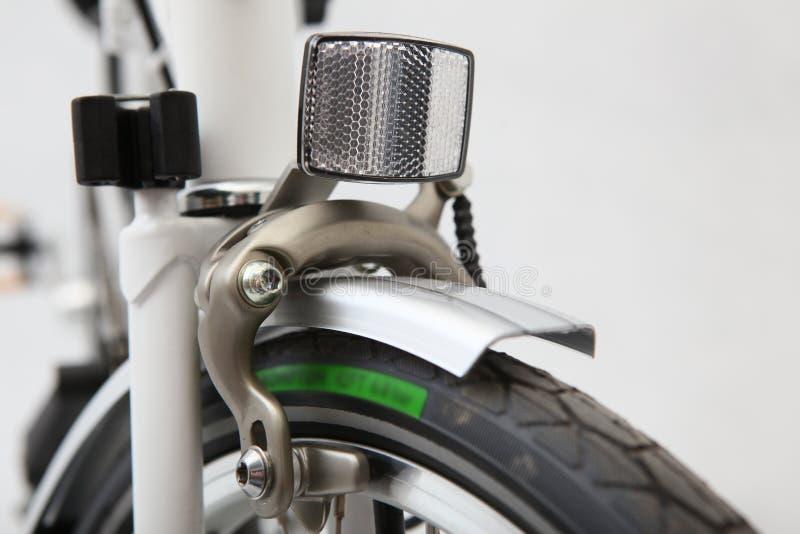 складчатость 2 велосипедов стоковое фото