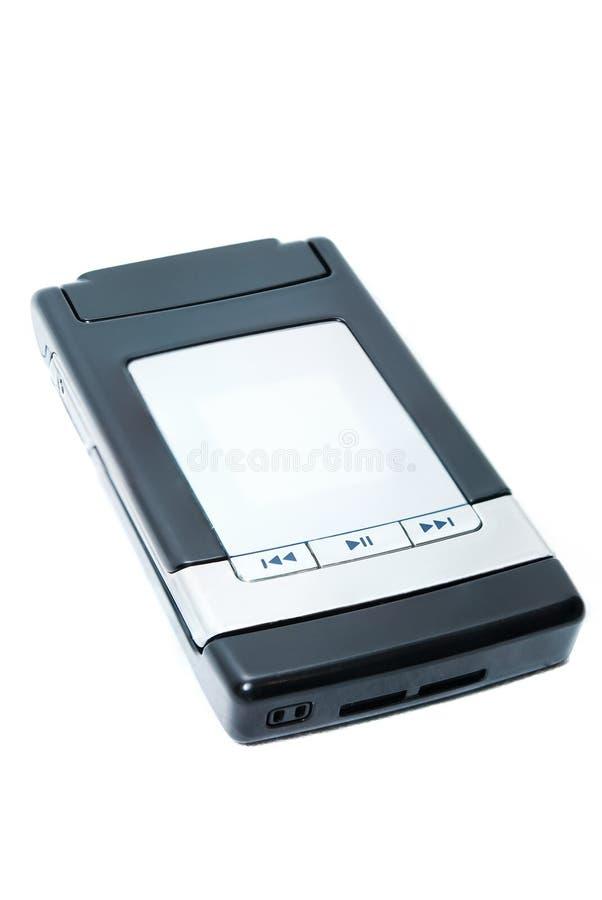 складывая мобильный телефон стоковые изображения