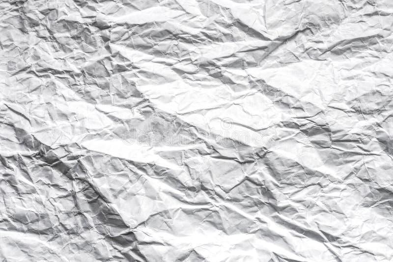 скомканная бумага и предпосылка стоковая фотография