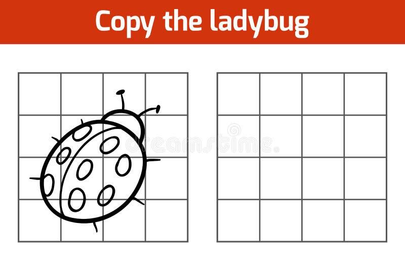 Скопируйте изображение: ladybug бесплатная иллюстрация