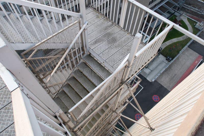 Скорая лестница стоковое фото rf