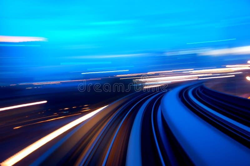 Скоростная дорога стоковое фото rf