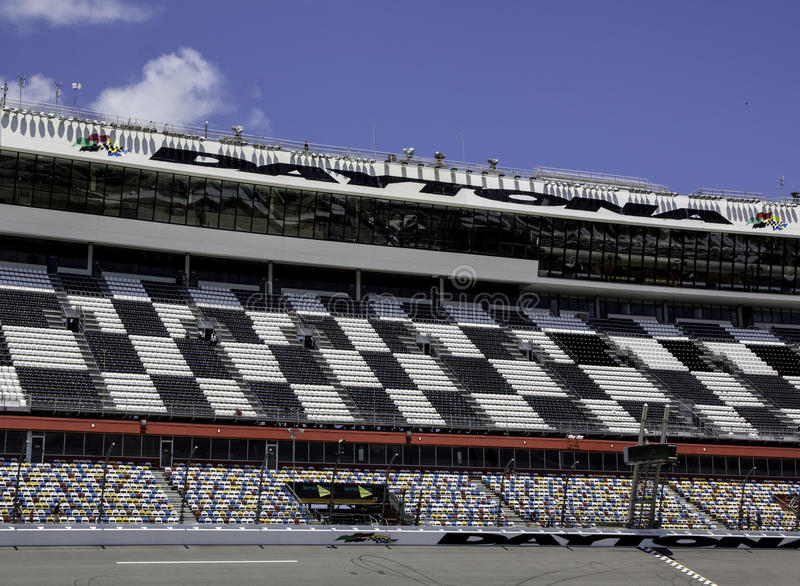 Скоростная дорога International Daytona стоковое изображение