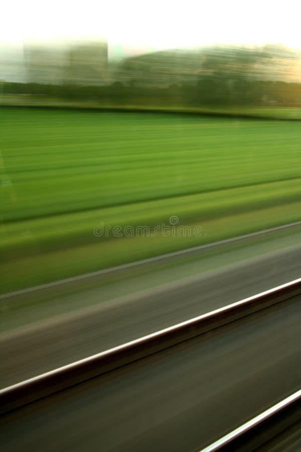 скорый поезд стоковые изображения