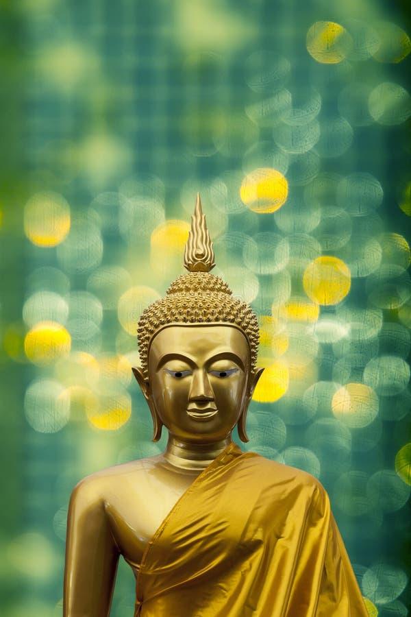 Скульптура Гаутама Будда стоковые изображения