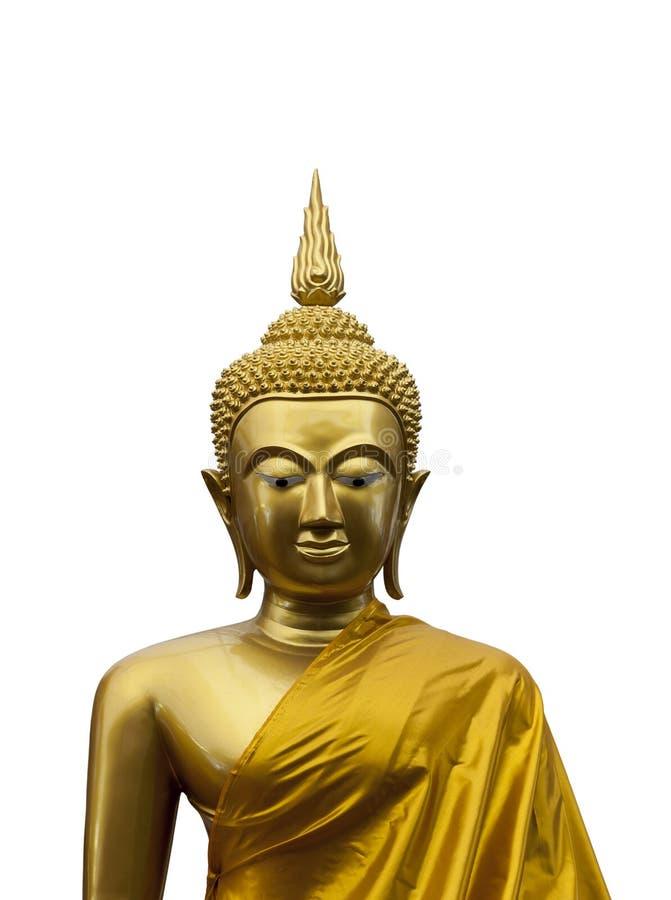 Скульптура Гаутама Будда стоковое изображение rf
