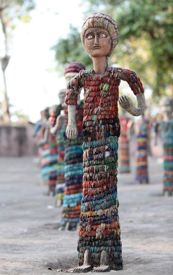 скульптура повелительницы стоковое изображение