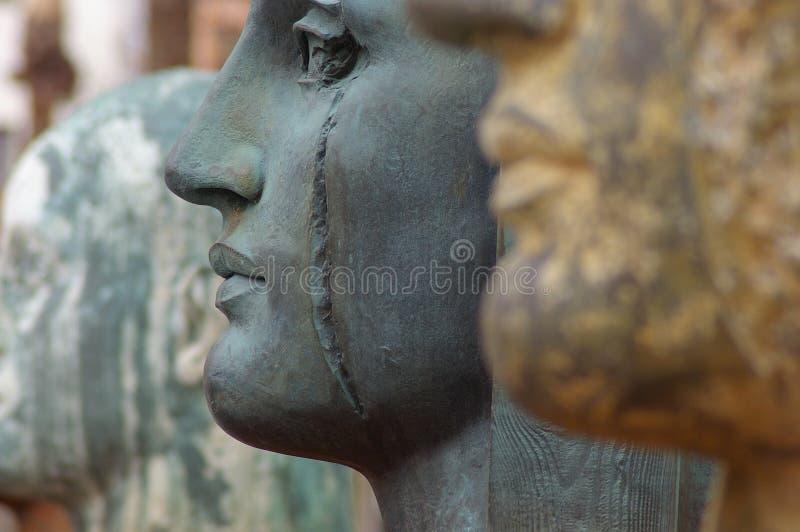 скульптуры стоковое изображение