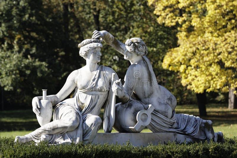 скульптуры стоковое изображение rf