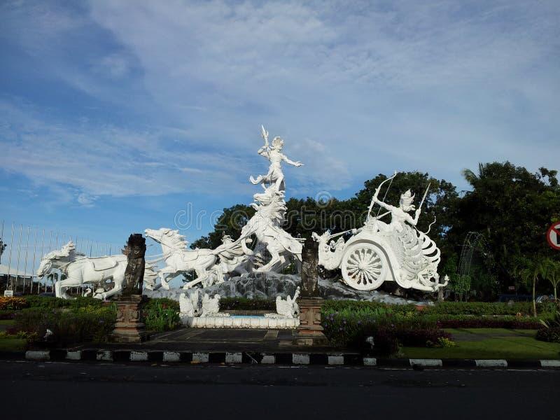скульптура стоковая фотография