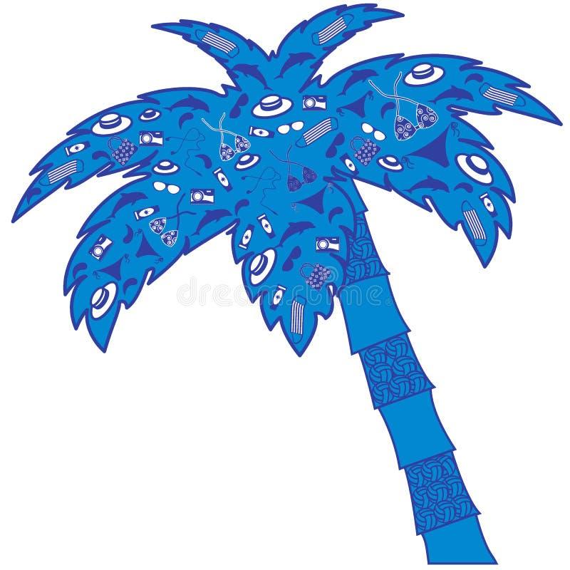 Славное изображение: наполненный ладон контур silhouettes аксессуары для a бесплатная иллюстрация