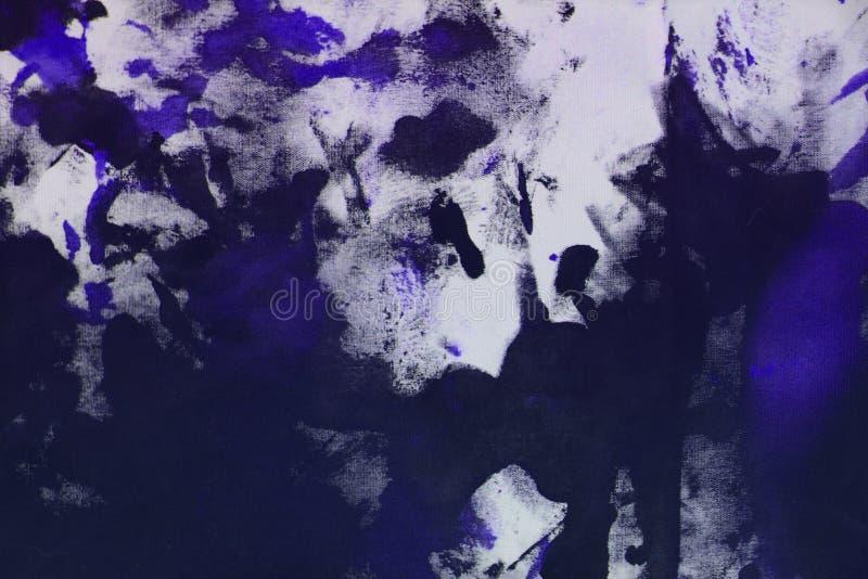 Славный год сбора винограда случайно красил холст, ткань с пятнами краски цвета и закрывает текстуру для пользы предпосылки стоковое изображение