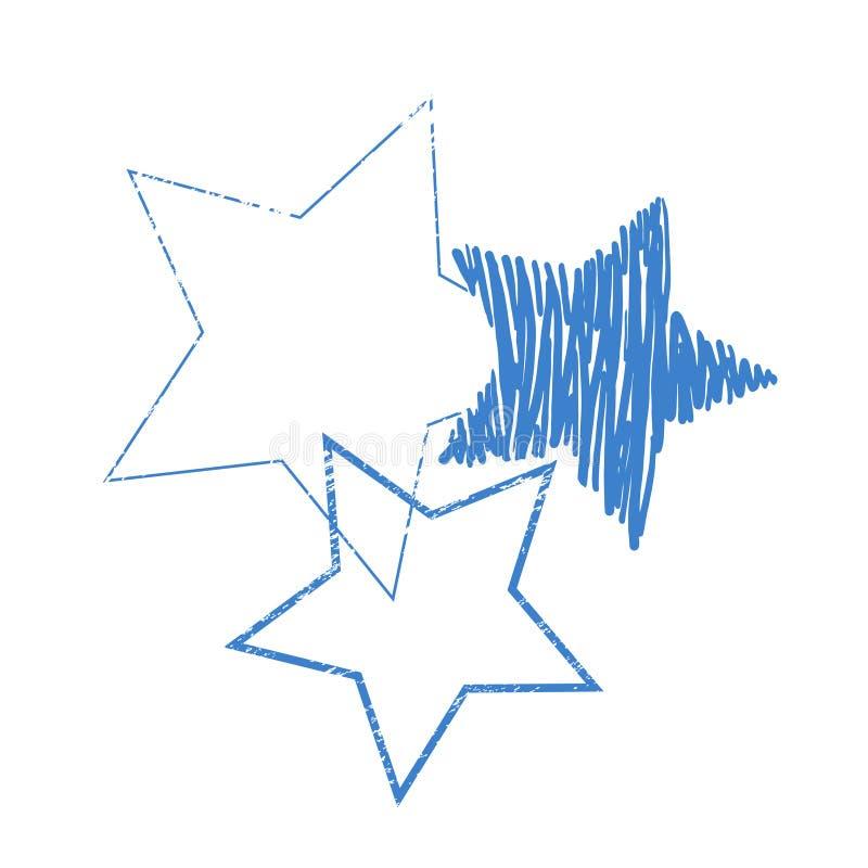 Славный символ звезд бесплатная иллюстрация