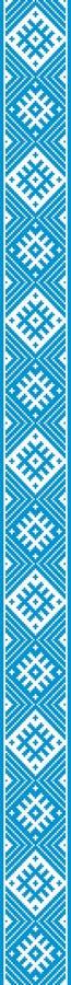 Славянский старый орнамент amputee иллюстрация штока