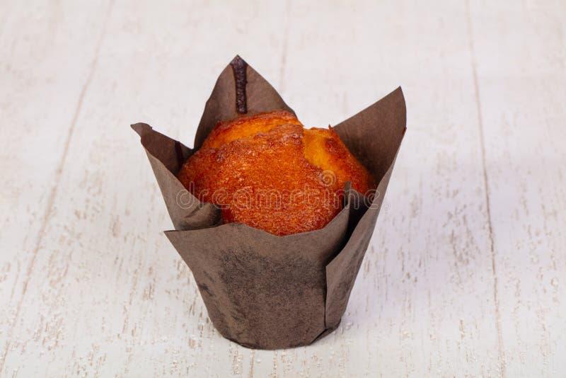 Сладкая вкусная булочка стоковое изображение rf