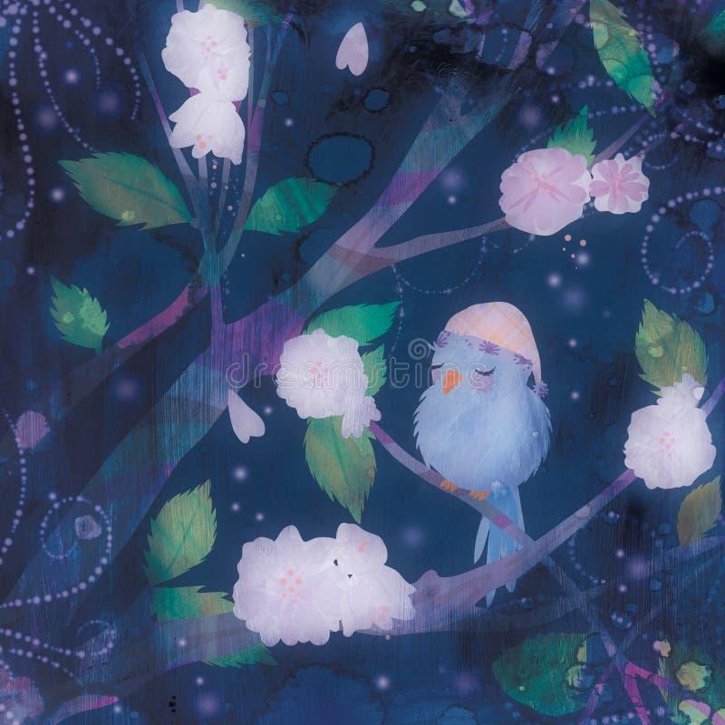 Сладостные сновидения бесплатная иллюстрация
