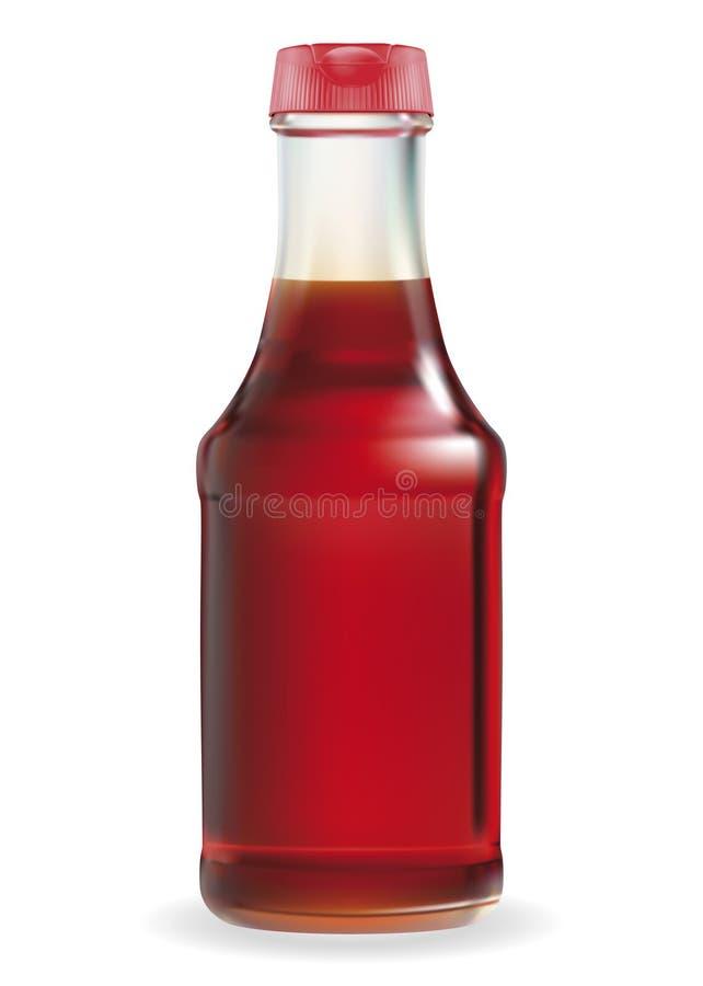 сладостный безалкогольный напиток иллюстрация штока
