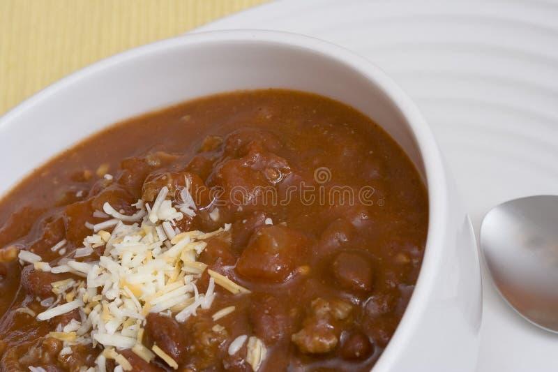 Сладостный домашний сделанный chili стоковая фотография