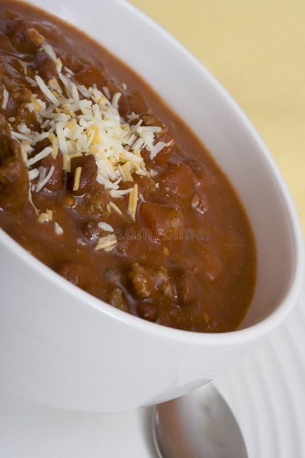 Сладостный домашний сделанный chili стоковая фотография rf
