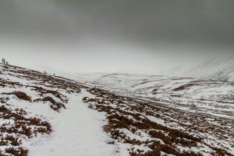 След северо-запада Шотландии стоковые изображения rf