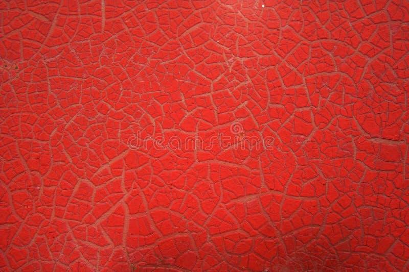 слезая красная текстура 2 стоковые изображения rf