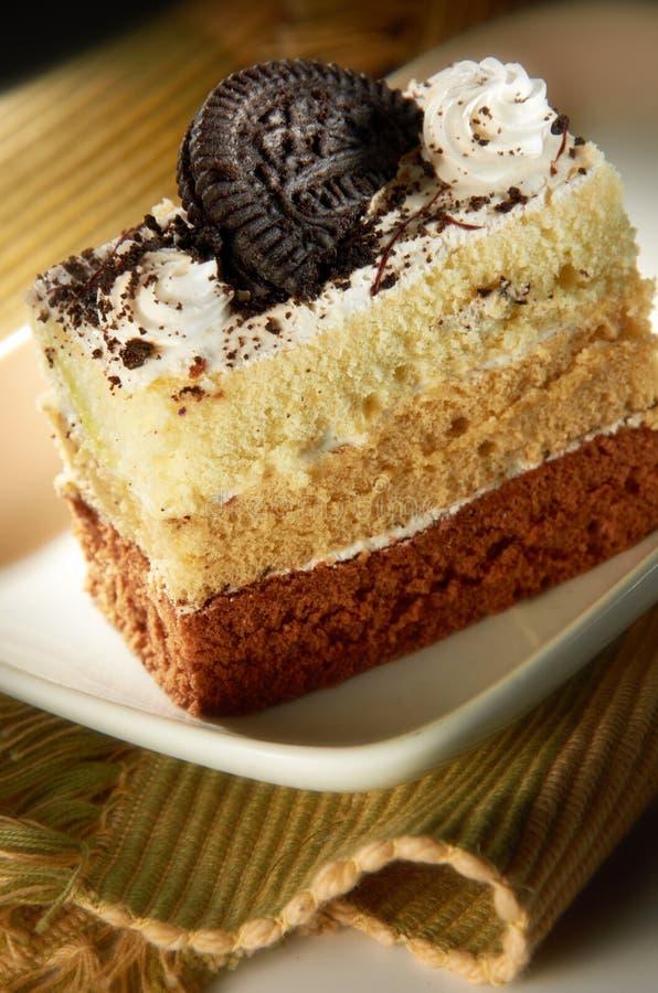 сливк торта стоковые фото