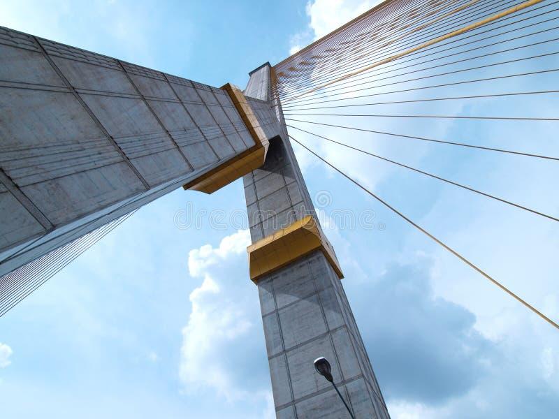 слинг rama 8 мостов mega стоковые изображения rf