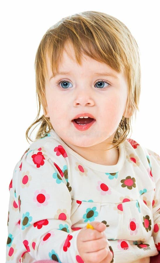 слова младенца первые стоковое фото rf