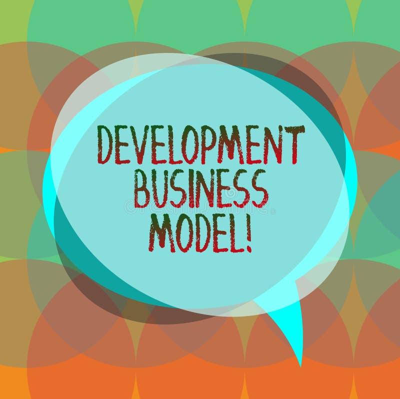 Слово писать бизнес модель развития текста Концепция дела для разумного объяснения как организация создала пустую речь бесплатная иллюстрация