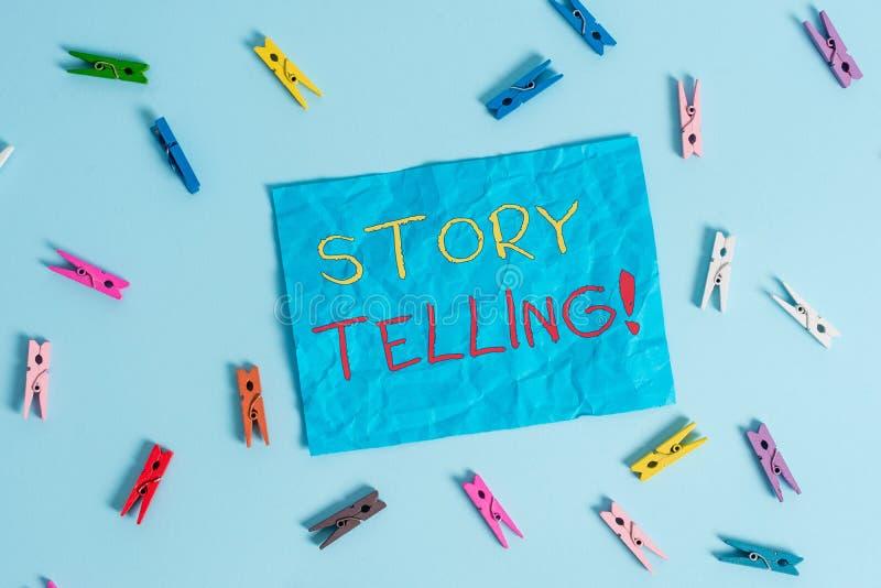 Слово писать искусство рассказа текста Концепция дела для деятельности писать рассказы для опубликовывать покрашенные их в общест стоковые фотографии rf