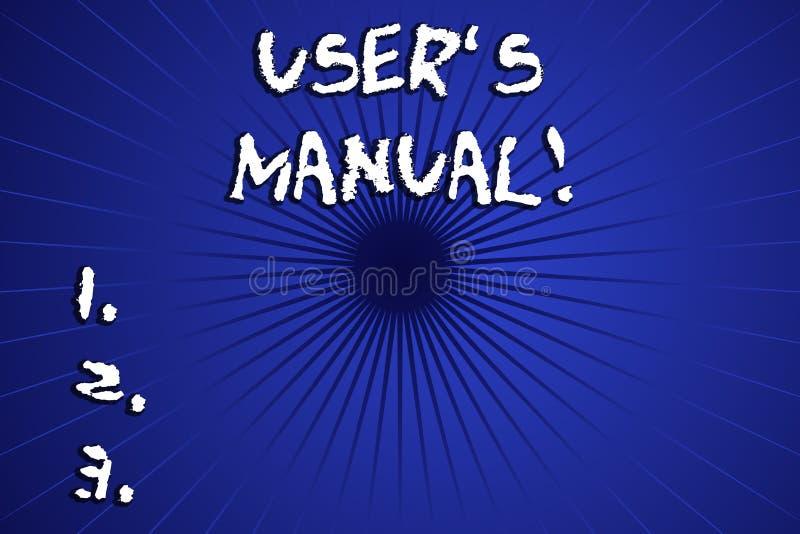 Слово писать потребителю s текста ручное Концепция дела для Contains вся необходимая информация луча продукта Sunburst бесплатная иллюстрация