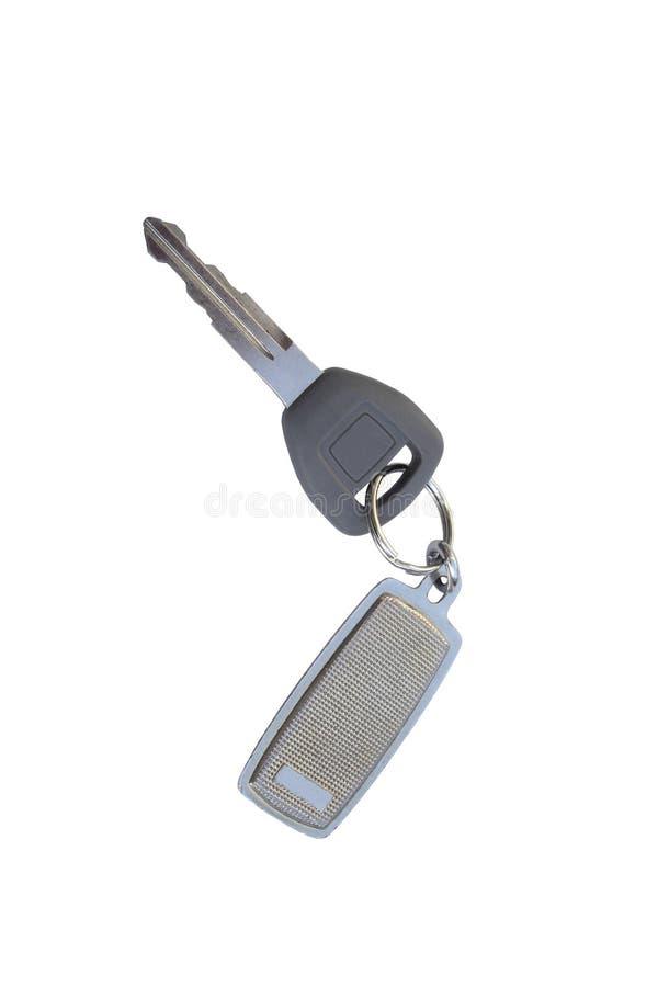 слуга побрякушки автомобиля ключевая стоковое изображение rf