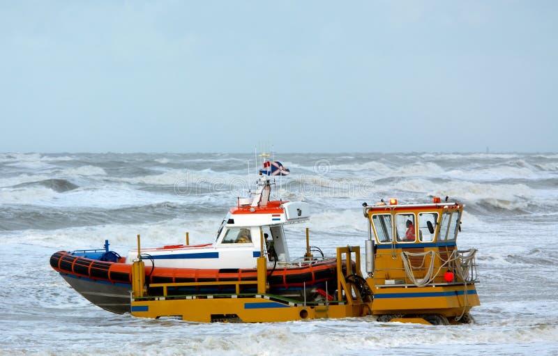 служба береговой охраны стоковые изображения