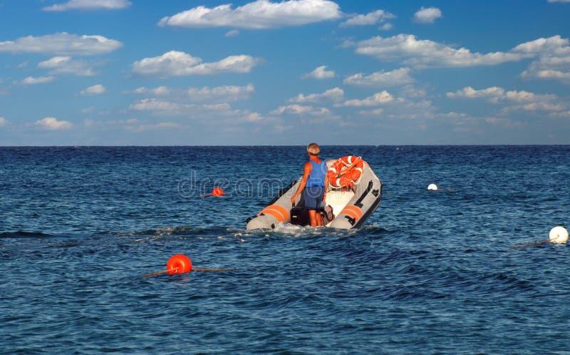 служба береговой охраны стоковые фото