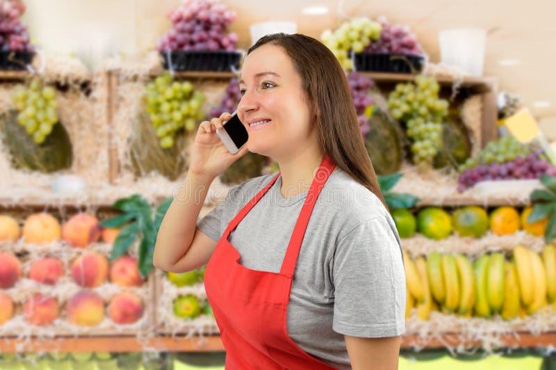 Служение клиента стоковое изображение