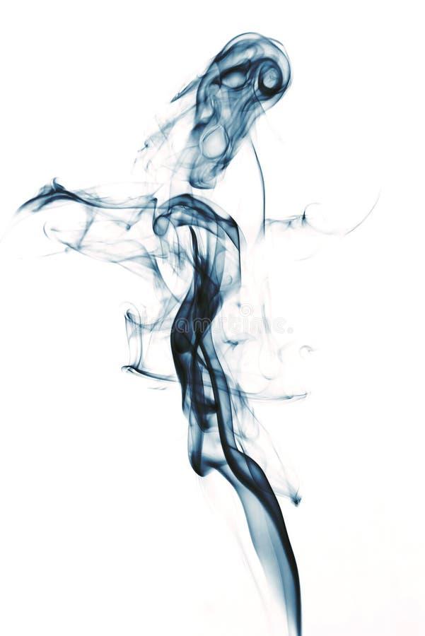 Смертельный дым стоковые изображения rf
