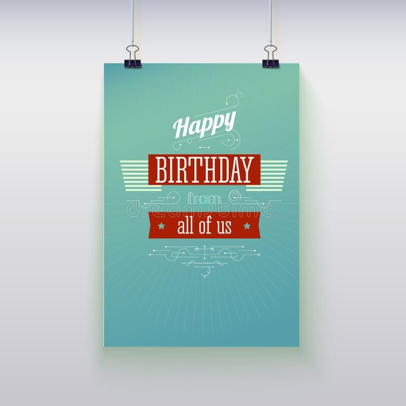 Download Смертная казнь через повешение плаката с приветствиями дня рождения Иллюстрация вектора - иллюстрации насчитывающей biro, creativity: 40591535