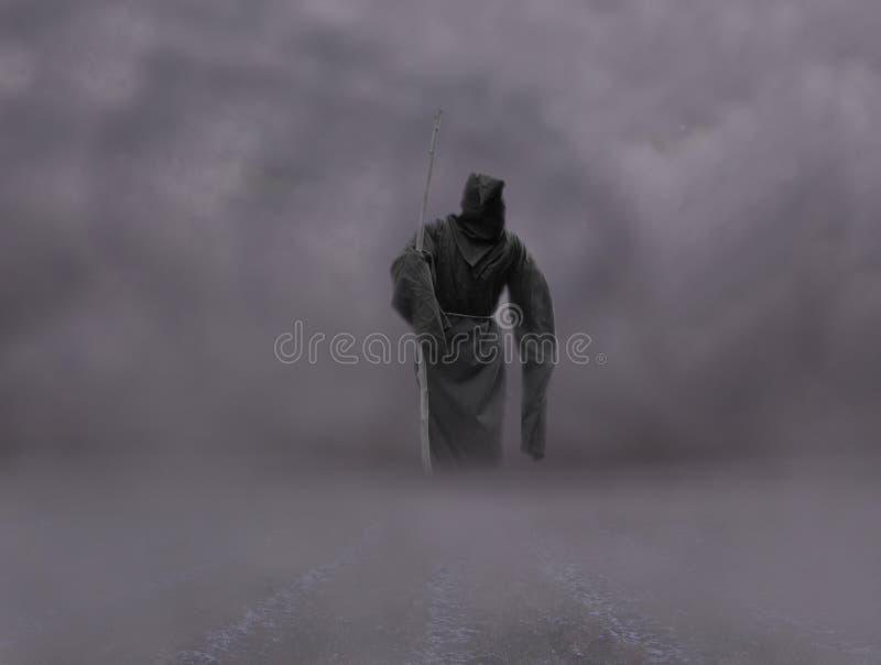 смерть ангела бесплатная иллюстрация
