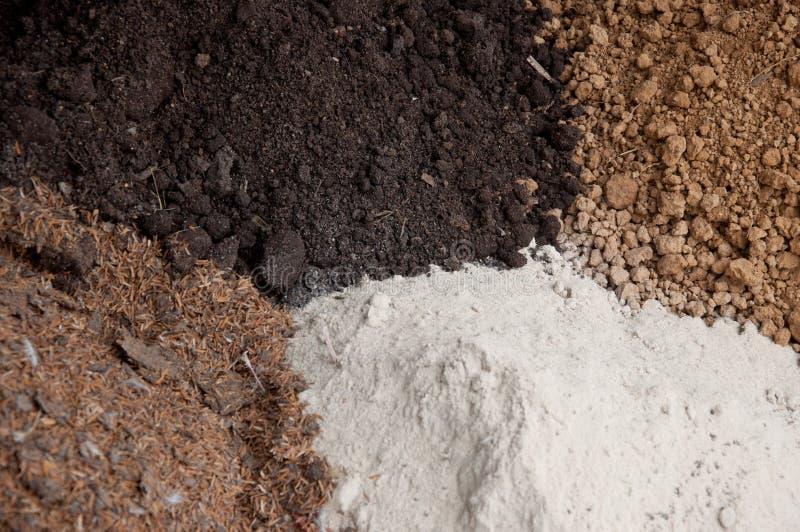 смешанная почва стоковые изображения