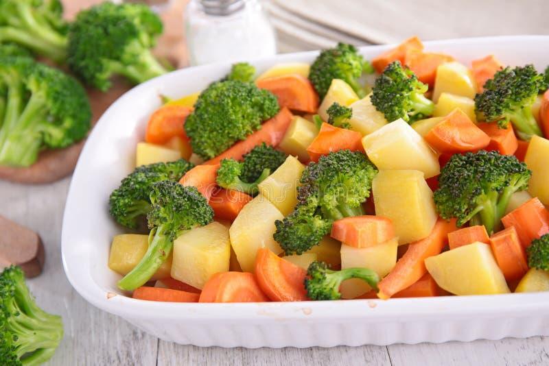 Смешанный овощ стоковое фото rf