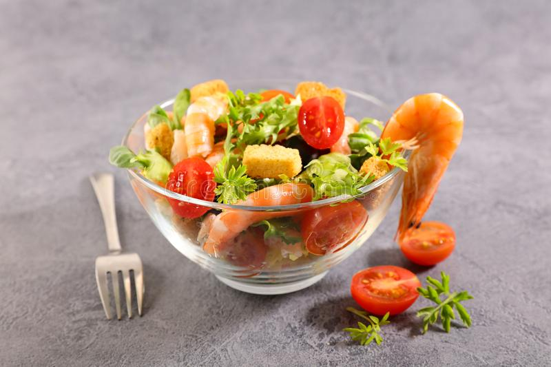 Смешанный салат овоща стоковые фото