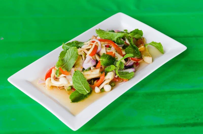 Смешанный салат гриба стоковое фото rf