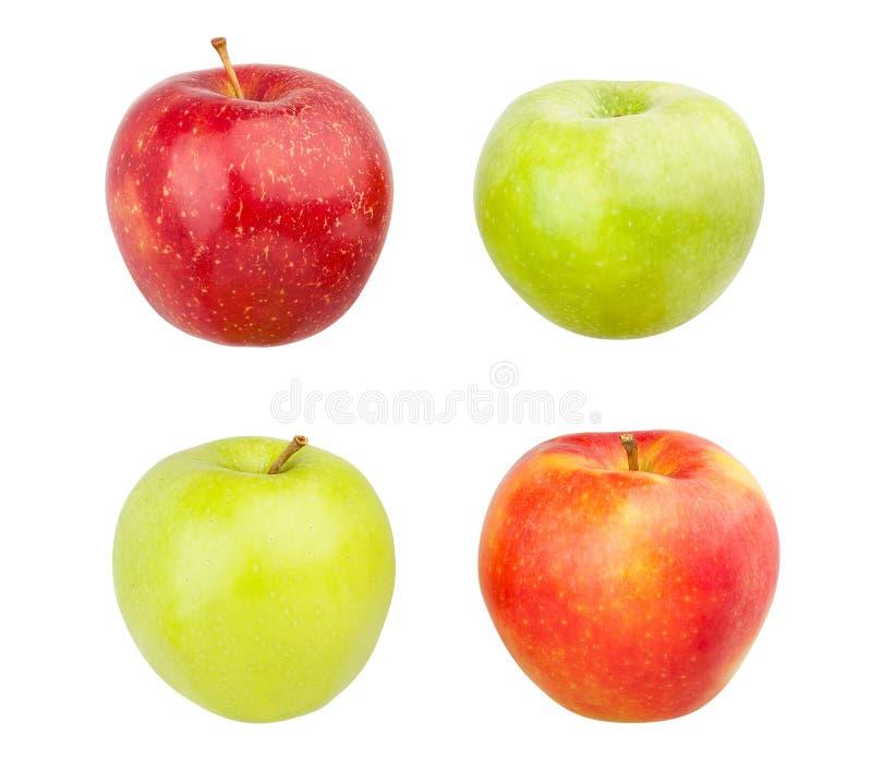 Смешивание Яблока стоковые фото